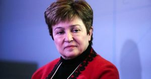World Bank CEO - Kristalina Georgieva